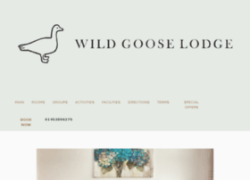 wildgooselodge.co.uk