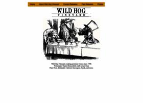 wildhogvineyard.com