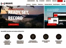wildlifeacoustics.com