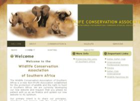 wildlifeconservationassociation.com