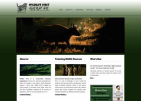 wildlifefirst.info