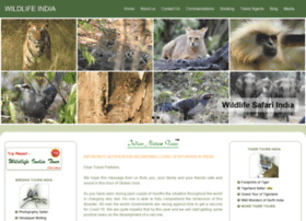 wildlifeindia.co.uk