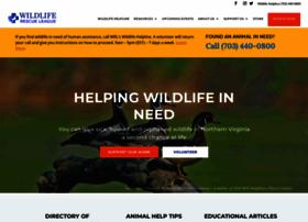 wildliferescueleague.org