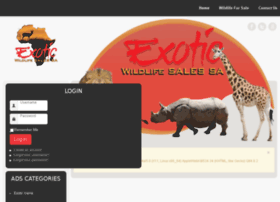 wildlifesalessa.co.za