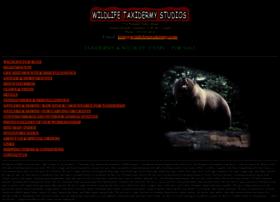 wildlifetaxidermy.com