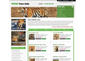 wildlifetoursindia.co.uk