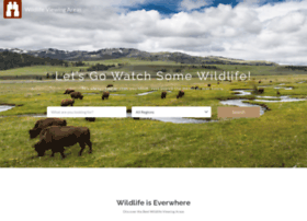 wildlifeviewingareas.com