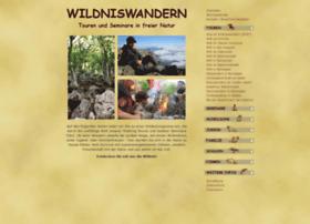wildniswandern.de