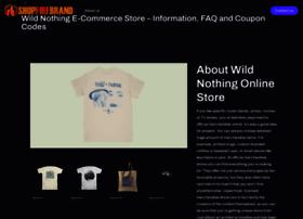 wildnothing.shopfirebrand.com