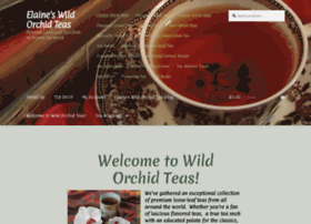 wildorchidteas.com