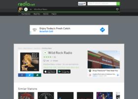 wildrockradio.radio.net