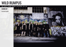 wildrumpusmusic.org