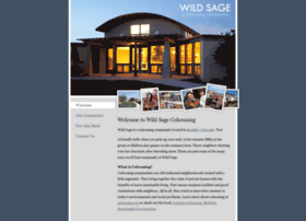 wildsagecohousing.org