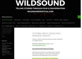 wildsound-filmmaking-feedback-events.com