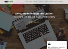 wildstonesolution.com