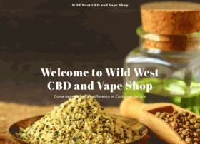wildwestecig.com