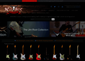 wildwestguitars.com