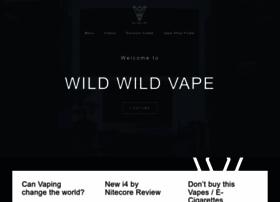 wildwildvape.com