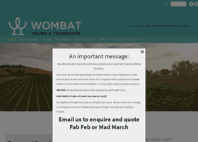 wildwombatwinerytours.com.au