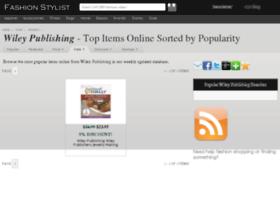 wiley-publishing.fashionstylist.com