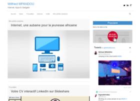 wilfried-mpandou.com