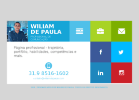wiliamdepaula.com