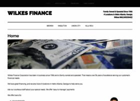 wilkesfinance.com