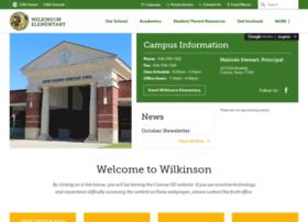 wilkinson.conroeisd.net