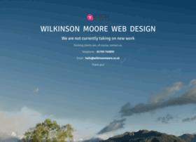 wilkinsonmoore.co.uk