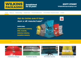 wilkinspackaging.co.uk