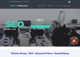wilkinswebsites.com