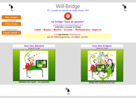 will-bridge.com