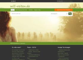will-reiten.de