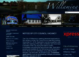 willaminaoregon.gov