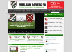 willandrovers.co.uk