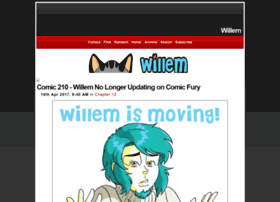 willem.thecomicseries.com