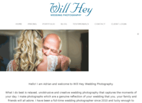 willheyweddingphotography.com