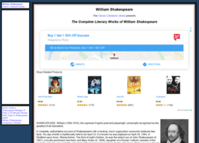 william-shakespeare.classic-literature.co.uk
