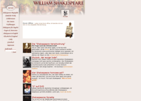 william-shakespeare.de