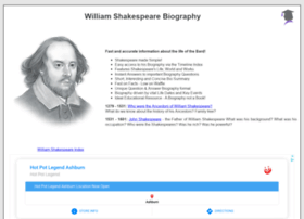 william-shakespeare.org.uk