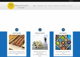 williamdeanchocolates.com