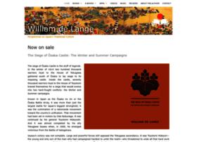 williamdelange.com