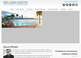 williamkakon.com