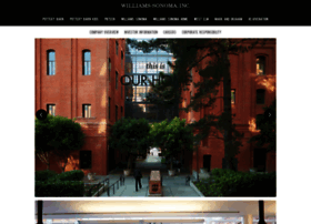 williams-sonomainc.com