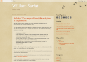 williamsarfat.blogspot.com