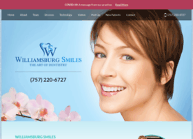 williamsburgsmiles.com