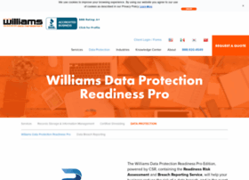 williamsdataprotection.com
