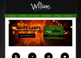 williamsfreshcafe.com