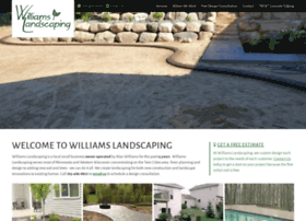 williamslandscapemn.com