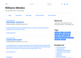 williamsmendez.com